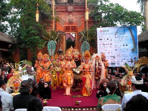 Ubud Literaturfestival 2008
