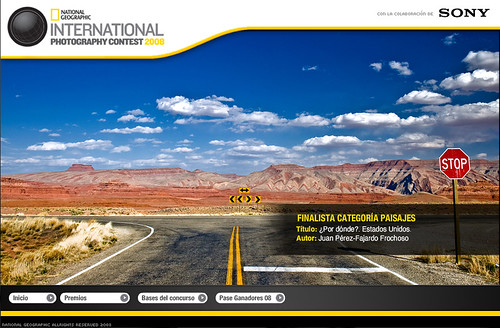 Concurso National Geographic
