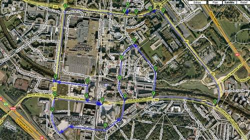 parcours-5000-metres-Evry-satellite
