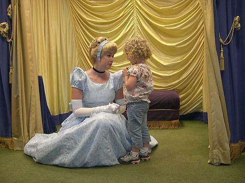 Cinderella SQUEE!