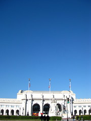 Union Station and Sky