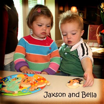 jax and bella