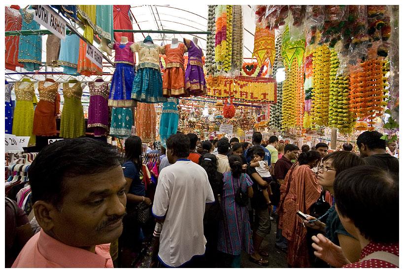 Deepavali Eve Shopping
