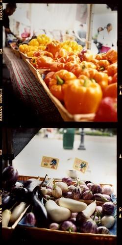 Farmer's Market (Yashica)