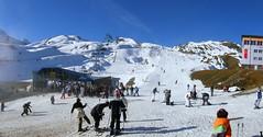 Kapruni beszs oktber - www.sielj3000meteren.hu (balazs_stanicz_sielj3000meteren) Tags: mountain snow alps skiing scenic kaprun kitzsteinhorn sielj3000meteren