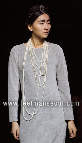 Seoul Fashion Week S/S 2009: Ye Ranji