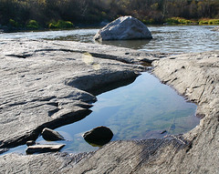 102408KM067 (KMorhart) Tags: nature water pool rock river landscape flow outdoor calm line curve mywinners abigfave platinumphoto kmorhart