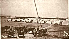 186 tent city for survivors in race course (AYUB STATDIUM) grounds (quettabalochistan) Tags: pakistan india earthquake colonial quetta balochistan britishraj quettaearthquake earthquakebalochistan