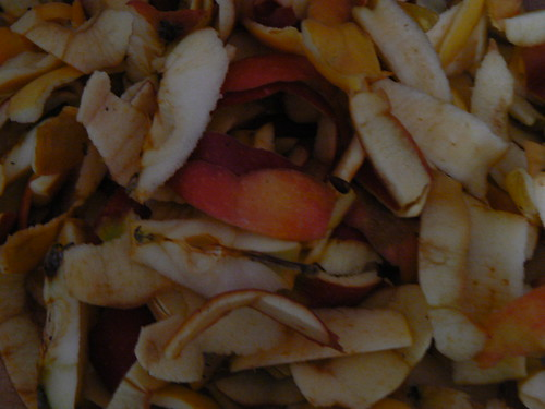 Apfelschnippsel