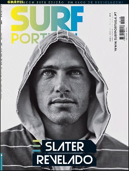 Capa da edição nº190 da SURFPortugal