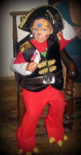 Pirate-Dragon (2008 Halloween)