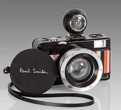 Paul Smith Fisheye No.2 Lomo camera by momentimedia