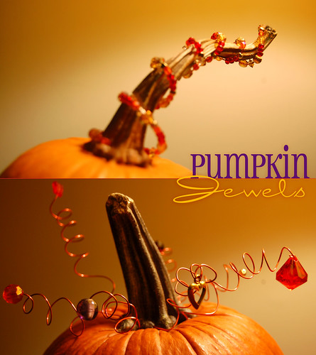 pumpkin jewels