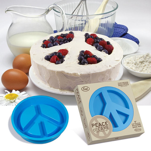 Peace of Cake by Paul Hendrikx of Studio Mango