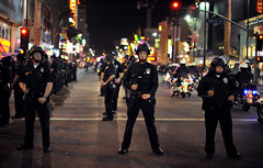 . (Tom Andrews) Tags: california usa losangeles police hollywood gaymarriage civilrights equalrights equality gayrights h8 lapd laist tomandrews prop8 noonprop8 equalrightsmarch