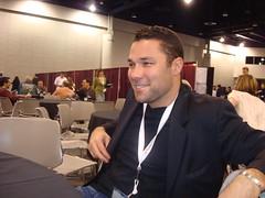 Mr Publisher. Matt McGowan