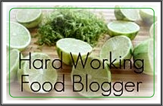 Hard Working Blogger Award[1]
