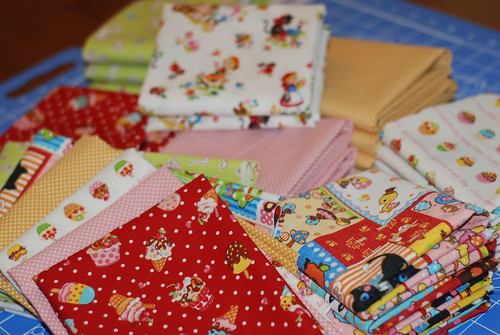 Fat Quarters...sweet by you.