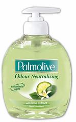 Plamolives flytande handtvål Odour Nautralising