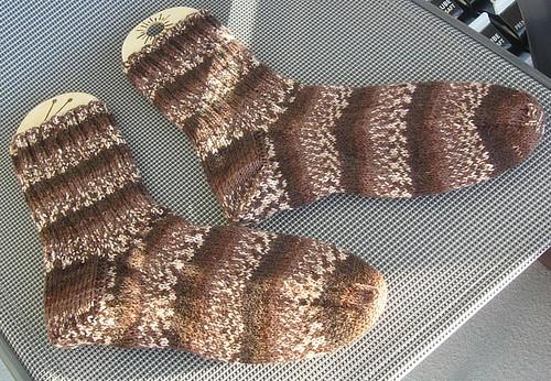 Schoko-Socken