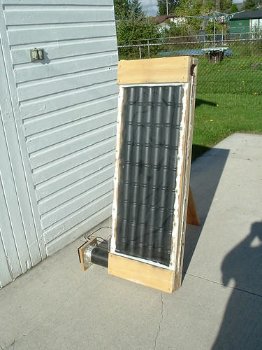 Solar Panel Pop Cans Dildo Newfoundland