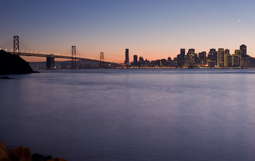 Bay Bridge from Treasure Island (by a y n)
