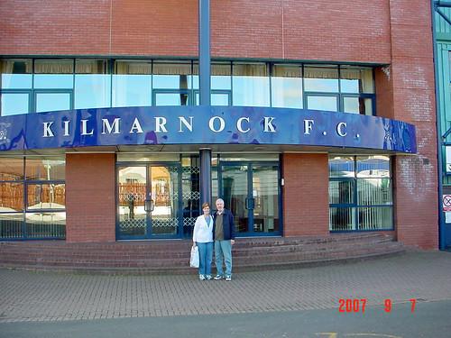 Kilmarnock Football Club, Kilmarnock