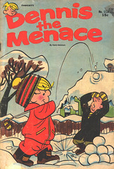 Dennis the Menace 113 (by senses working overtime)