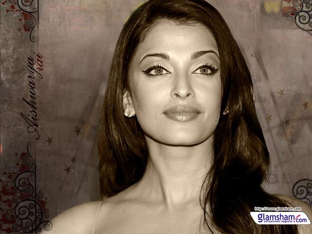 Aishwarya Rai by glamsham.com