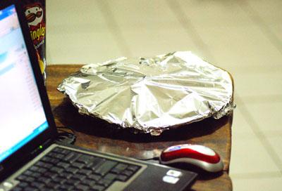 foil leftover