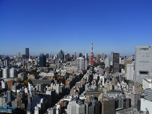 Tokyo Sunday Sky