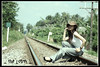 ... the Lover ... (Đạt Lê) Tags: girl shoes railway vietnam saigon tphcm bestofvietbestphoto vietsuperbest