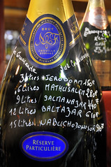 Jeroboam, Mathusalem, Salmanazar, Baltazar & Nabuchodonosor (jmvnoos in Paris) Tags: paris france bottle nikon bottles champagne reserve particular nicolas 100views 400views 300views 200views 500views epernay 800views 600views 700views 1000views bouteille brut bouteilles d300 baltazar 20000views mathusalem jeroboam 2000views nabuchodonosor 10000views 5000views 15000views rserve 3000views 900views particulier salmanazar 4000views 6000views views800 7000views 8000views 18000views 12000views 9000views 16000views 19000views mywinners abigfave 11000views 14000views feuillatte nicolasfeuillatte 13000views particulire 21000views 17000views chouilly jmvnoos