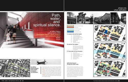 architecture design portfolio layout. Architecture Portfolio 23-24 Design Layout