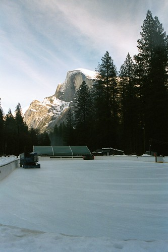 Photo of the Day: Ice Rink by Daren Tatham