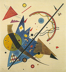 Image of Kandinsky painting