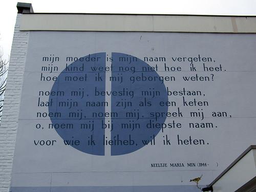 Neeltje Maria Min, Nederland (1944) - Mijn moeder is mijn naam vergeten by de_buurman.