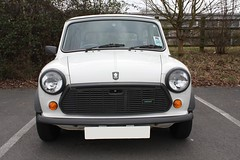 "1988 Mini 'Designer' Mary Quant • <a style=""font-size:0.8em;"" href=""http://www.flickr.com/photos/9907391@N02/3353056421/"" target=""_blank"">View on Flickr</a>"