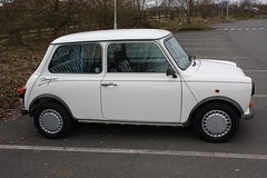 "1988 Mini 'Designer' Mary Quant • <a style=""font-size:0.8em;"" href=""http://www.flickr.com/photos/9907391@N02/3353878808/"" target=""_blank"">View on Flickr</a>"