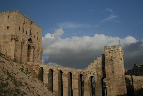 Citadel from the bottom
