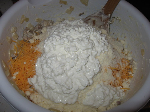 1 cup cottage cheese