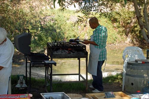 El Laguito grill