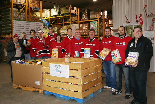 April Month of Action - Moncton Food Depot