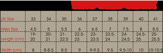 shoe size chart-1