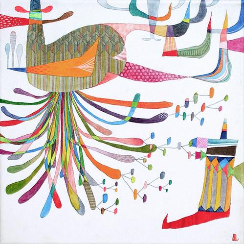 takashi iwasaki painting