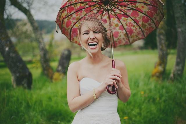 bonnie the bride!