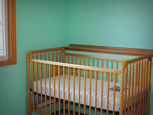 Peanut's Room, In Process