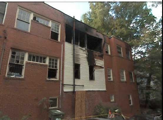 2011-05-11-9th-Street-Teardown-East-Facade-Fire