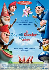 Sevimli Cüceler Cino ve Jülyet - Gnomeo & Juliet (2011)