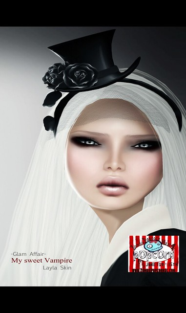 - Glam Affair- ZombiePopcorn Hunt 4